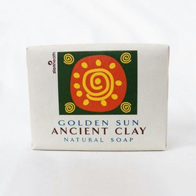Picture of Zion Health Clay Bar Soap - Golden Sun - 10.5 oz