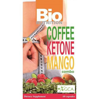 Picture of Bio Nutrition Coffee Keytone Mango Combo - 60 Ct