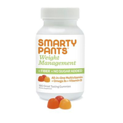 Picture of Smartypants Multi-Vitamin Plus Omega 3 with Vitamin D - 180 Ct