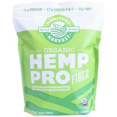 Picture of Manitoba Harvest Hemp Pro Fiber - 32 oz
