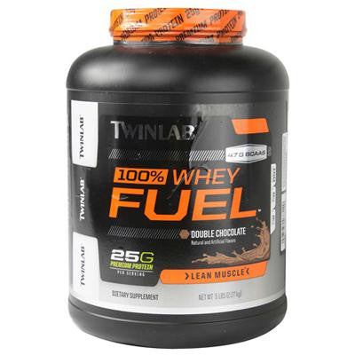 Picture of Twinlab 100% Whey Fuel - Chocolate - 5 lbs