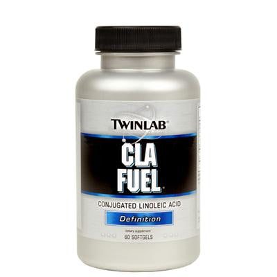 Picture of Twinlab CLA Fuel - Stimulant Free - 60 Softgels