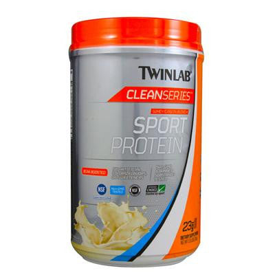 Picture of Twinlab Cleanseries Sport Protein - Vanilla - 1.75 lb