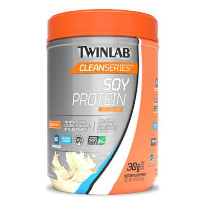 Picture of Twinlab Cleanseries Soy Protein Isolate - 535 grm