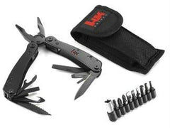 Black MultiTool W/Sheath