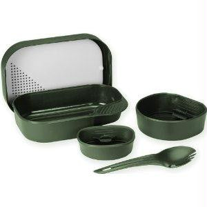 Picture of WILDO Camp-A-Box w/ Spork Olive