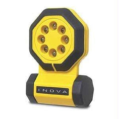 24/7 Yellow Body Flashlight