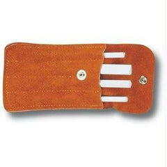 Ceramic File Set w/Leather Pouch