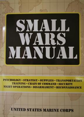 Picture of Small Wars Manual