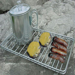 Back Packer Pack Grill