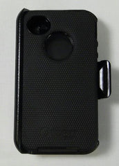 iPhone 4 Defender Blk. Otter Box