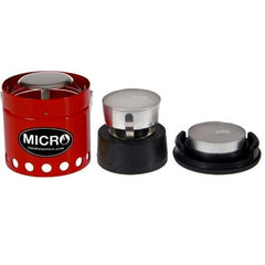 Micro Candle Lantern Red