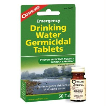 Picture of Drinking Water Tablets