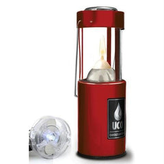 Duo Lantern Painted - Red
