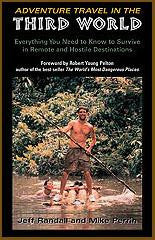 Picture of Adventure Travel in the 3rd World Book
