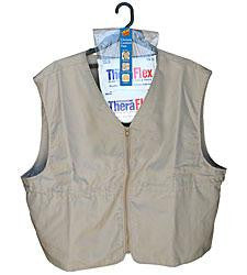 Picture of Climate Control Vest Tan