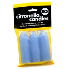Citronella Candles - 3 Pk