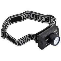 LED Headlamp - Black