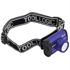 LED Headlamp - Blue