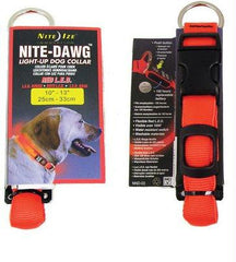 Night Dawg Collar Sm Orange