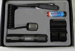 1 Watt LED Flashlight Hunting Set