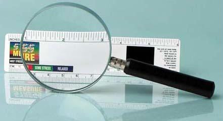 Picture of Round Magnifier - 3""