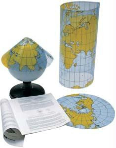 Picture of Map Projection Models