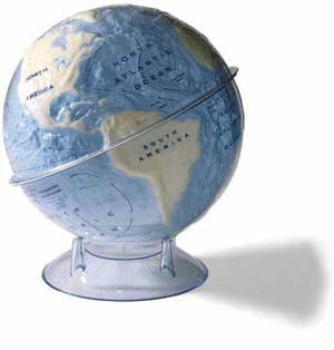 Picture of Land & Ocean Globe