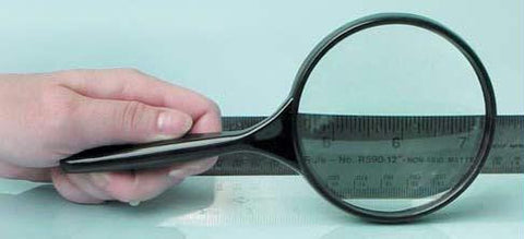 Picture of Hand Magnifier - 4""