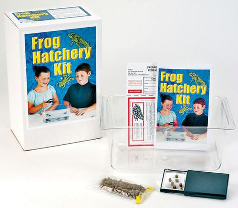 Picture of Frog Hatchery Kit