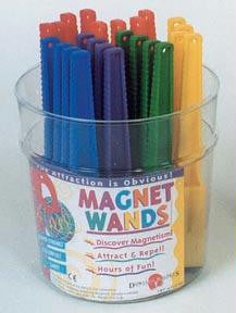 Picture of Magnetic Wands - Set of 24 in Bucket