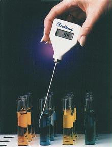 Picture of CheckTemp Digital Thermometer - Celsius