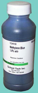 Picture of Methylene blue solution, 1% - 100ml