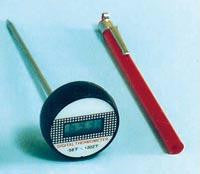 Picture of Swivel Head Digital Pocket Thermometer - Celsius