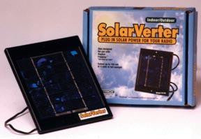 Picture of Solar Panel - 6 Volt, 220mA Model