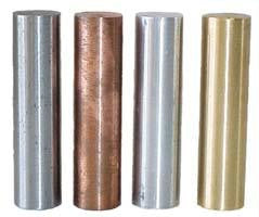 Density Cylinders - Set of 4