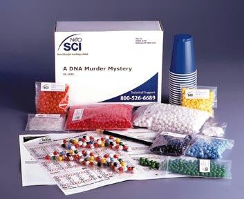 Picture of DNA Murder Mystery Kit (40 Student Kit)