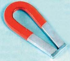 "Picture of 4"" Horseshoe Magnet"