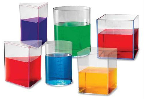 Picture of Graduated Liter Containers - Set of 6