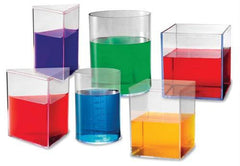 Graduated Liter Containers - Set of 6