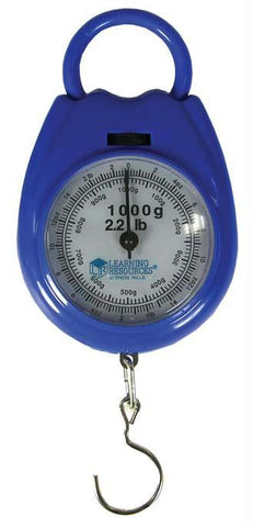 Picture of Dial Pull-Spring Scale - 1000g/2.2 lb