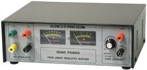 Picture of 4-in-1 Regulated Power Supply Unit
