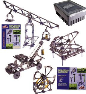 Picture of K'Nex Exploring Machines Kit