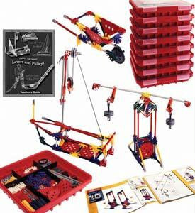 Picture of Simple Machines Kit: Lever & Pulleys (Class Pack)