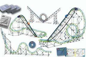 Picture of K'Nex Roller Coaster Physics Kit