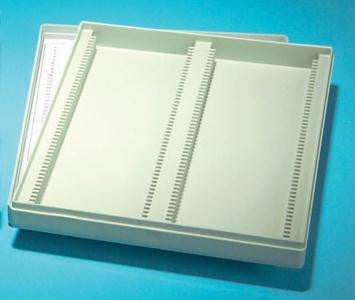 Picture of Slide Storage Box - Plastic (Holds 100 Slides)
