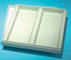 Slide Storage Box - Plastic (Holds 100 Slides)