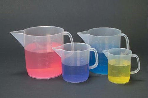 Picture of Plastic Pitchers - Set of 5