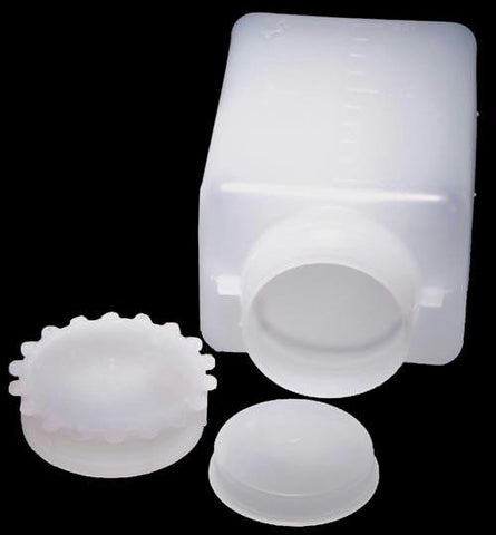 Picture of Wide Mouth Square Bottle - 100ml
