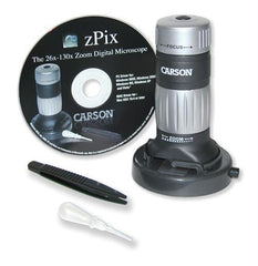 "zPix"" Digital Microscope with Digital Camera"